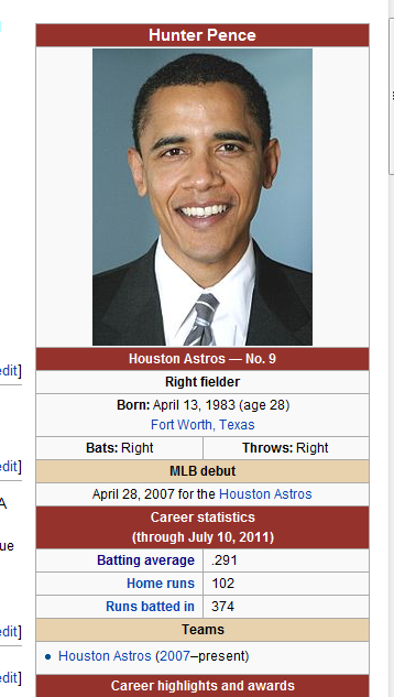 Hunter_Pence_Barack_Obama