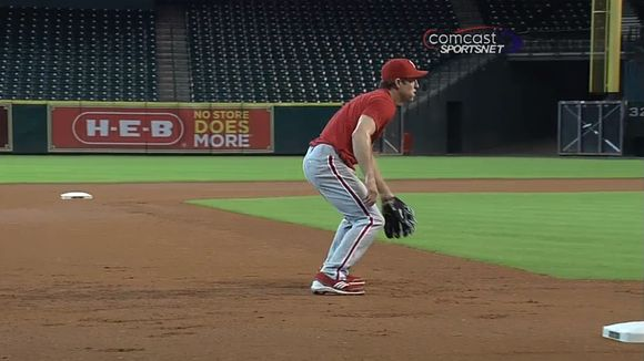 On Second Thought, Chase Utley Will Not Play 3B for Phillies This Year